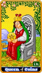 Queen of Coins