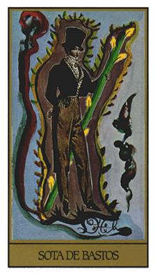 Page of Wands
