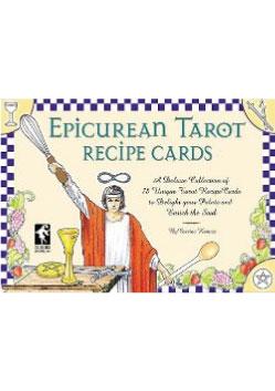 Epicurean Tarot Recipe Cards