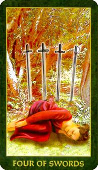 Four of Swords
