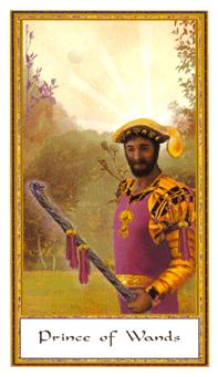 Prince of Wands