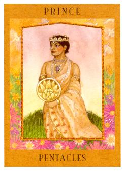 Prince of Pentacles