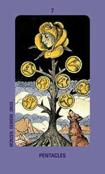 Seven of Coins