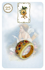 Lenormand Alones vision