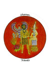 Shaman of Wands