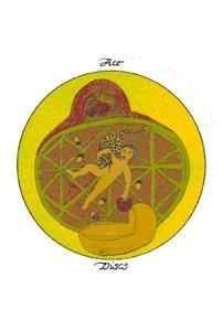 Ace of Discs