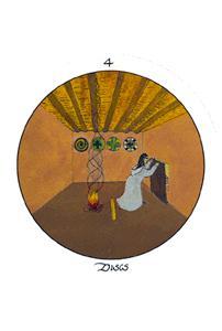 Four of Discs