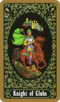 Knight of Clubs