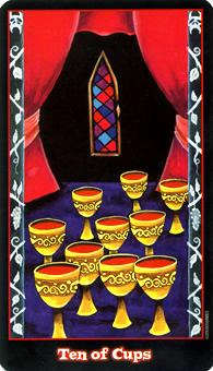 Ten of Cups
