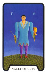 Valet of Cups