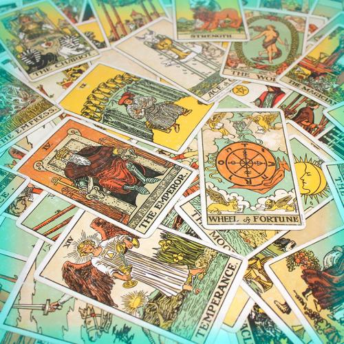 How the Tarot cards work